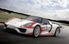 Porsche 918 Spyder With Weissach Package Does 0-60 MPH In 2.5 Seconds