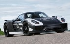Porsche 918 Spyder To Get Optional Race Track Package: Report