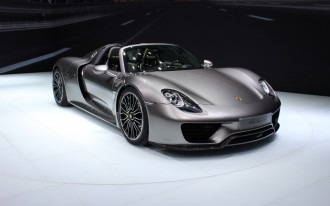 New Porsche Model May Take On Tesla