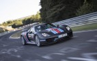 Watch the Porsche 918 Spyder's record Nürburgring run