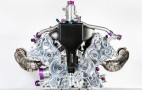 Porsche Shows Off 919 Hybrid's V-4 Engine For First Time