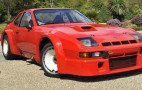 Rare Porsche 924 Carrera GTR comes up for auction