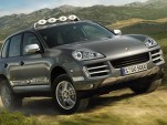 Porsche announces 2010 Cayenne S Transsyberia