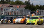 Porsche Takes Top Honors At Nurburgring 24 Hours Race