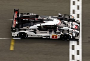 Porsche at the 2016 6 Hours of Shanghai
