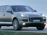 Porsche boosts power for Cayenne Turbo S