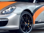 Porsche Boxster E electric prototype 
