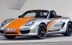 Porsche 'Pajun' Mid-Size Sedan To Feature Tesla Model S-Rivaling Electric Variant: Report