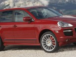 Porsche builds 200,000th Cayenne SUV