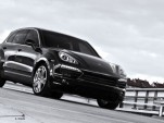 Porsche Cayenne Wide Track by A. Kahn Design