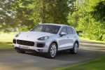 2015 Porsche Cayenne S E-Hybrid Will Be Th