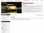 Porsche Cayman GT4 on list of eligible cars on Porsche Driving Experience website