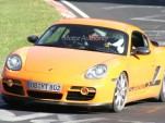 Porsche Cayman RS Clubsport spy shots
