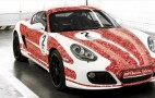 Porsche Celebrates 2 Million Facebook Fans With Special Cayman S