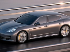 2012 Porsche Panamera Turbo S