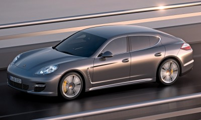 2012 Porsche Panamera Photos