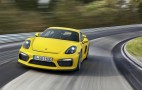 New Porsche Cayman GT4 Hits The Track: Video