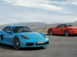 Porsche planning less powerful 718 Boxster and Cayman models for China