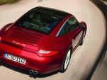 Porsche introduces 2009 facelifted 911 Targa range