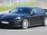 Porsche may add Panamera Targa and diesel models