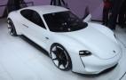 2018 Porsche Mission E: 600-HP Electric Sport Sedan Concept Targets Tesla