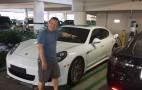 2014 Porsche Panamera S E-Hybrid Caught Testing In CA ('Spy Shot')