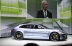 Porsche Panamera Sport Turismo Concept Live Photos: 2012 Paris Auto Show