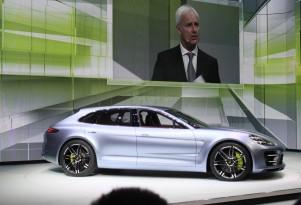 VW, Audi, Porsche Lay Out Plug-In Hybrid Plans: Paris Auto Show