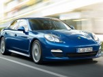 2012 Porsche Panamera S Hybrid