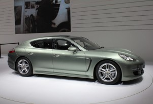 52 MPG At 70 MPH? No, Not In A Prius--In A Porsche Panamera
