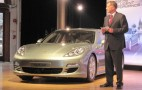 2012 Porsche Panamera S Hybrid: 2011 New York Auto Show Live Photos