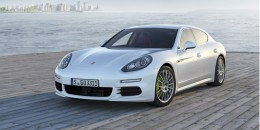 2014 Porsche Panamera S E-Hybrid