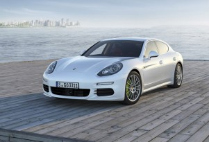 2014 Porsche Panamera Plug-In Hybrid To Join Renewed Lineup