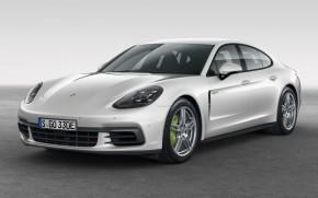 2018 Porsche Panamera 4 e-Hybrid to take on Tesla Model S... sorta