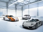 Porsche Planning 60 Cars For Monterey Classic Car Weekend