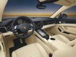 2010 Porsche Panamera interior
