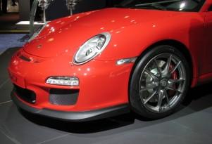 Porsche Shows Off 2010 911 GT3 At New York Auto Show