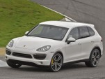 2011 Porsche Cayenne S