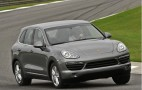 2015 Porsche Cayenne To Offer 'e-hybrid' Plug-In Option