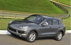 2011 Porsche Cayenne S Hybrid Eligible For $1,800 Federal Tax Credit
