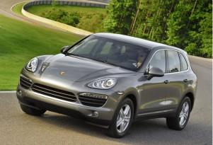First Drive: 2011 Porsche Cayenne Hybrid