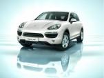 Porsche Cayenne e-Hybrid: Plug-In Porsche Due 2014?