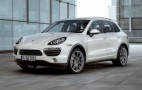 2011 Porsche Cayenne S Hybrid Gets...A Tax Break
