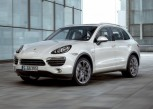 2011 Porsche Cayenne Hybrid