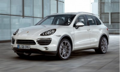 2011 Porsche Cayenne Photos