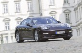 2011 Porsche Panamera Photos