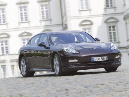 2010 Porsche Panamera V6