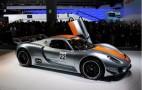 2011 Detroit Auto Show: Porsche 918 RSR Live Photos