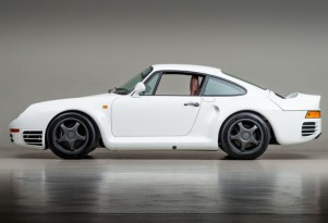 Canepa has created a 763-horsepower Porsche 959