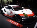 Porsche 911 RSR, 2016 Los Angeles Auto Show